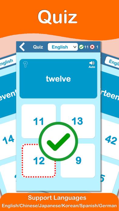 123 Numbers Flashcards PRO screenshot 4