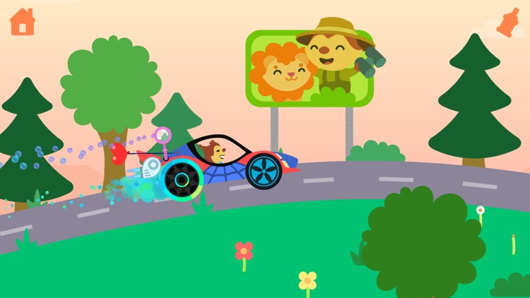 Car games for kids & toddlers! screenshot-3