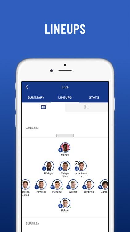 Blues Live: unofficial fan app screenshot-4