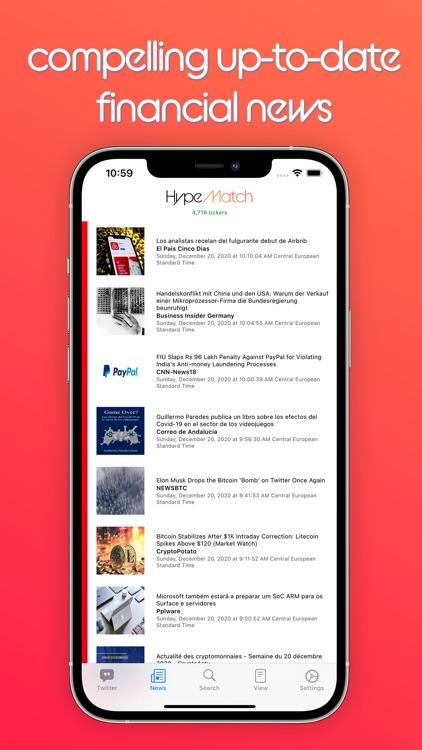 HypeMatch screenshot-8