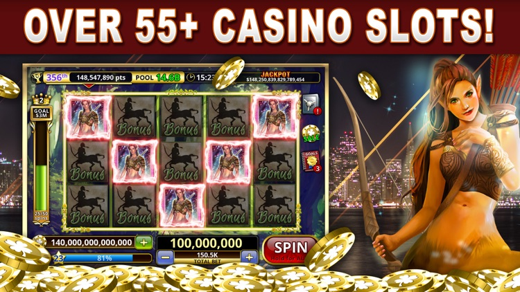 VIP Deluxe Slot Machine Games