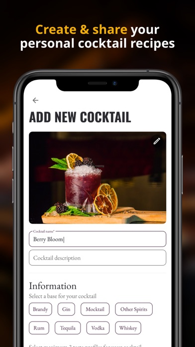 Wunderbar CocktailsScreenshot of 5