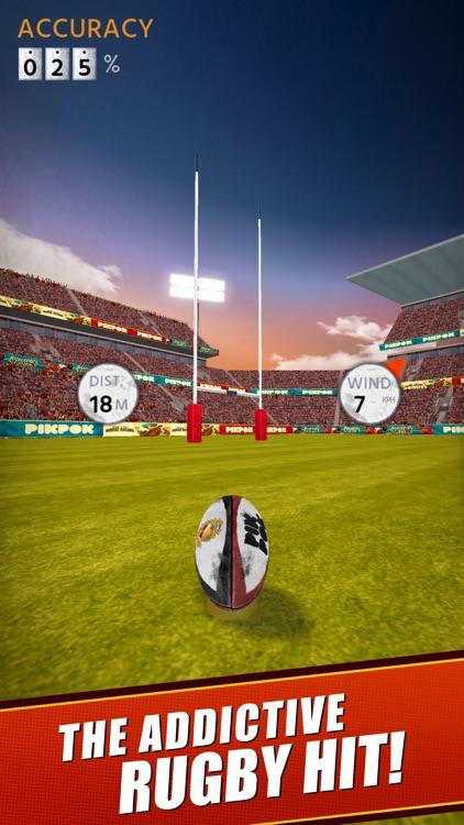 Flick Kick Rugby Kickoff screenshot-3