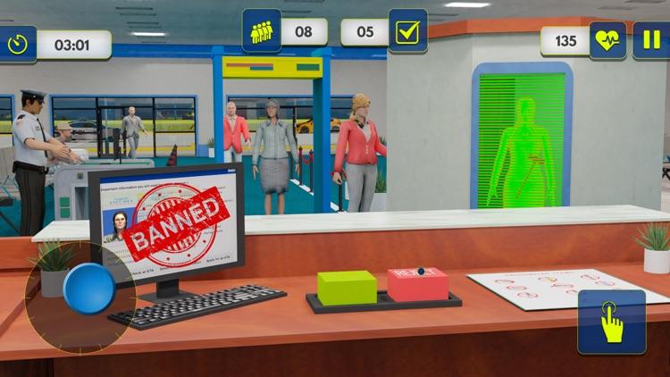 Border Patrol Airport Security screenshot-3