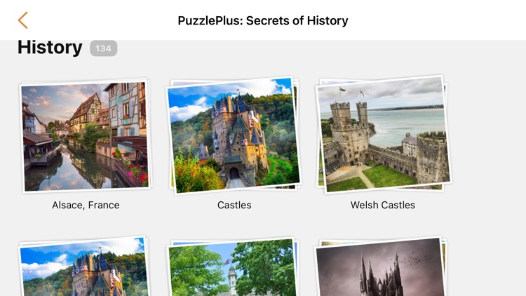 Jigsaw Puzzles History screenshot-5