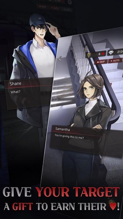 Havenless- Thriller Otome Game screenshot-6