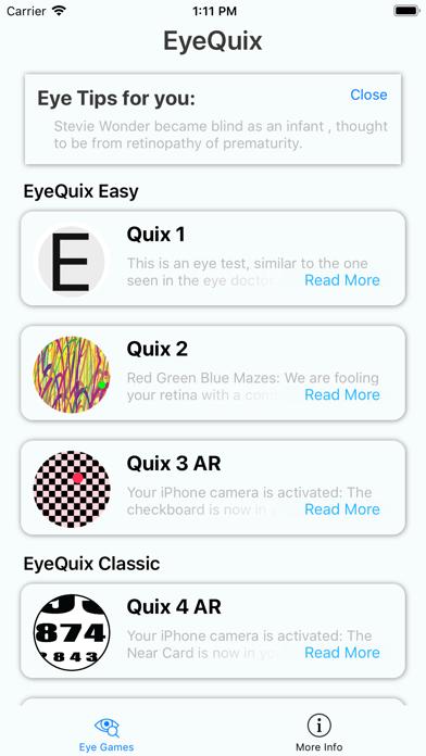 Eye Quix Screenshots