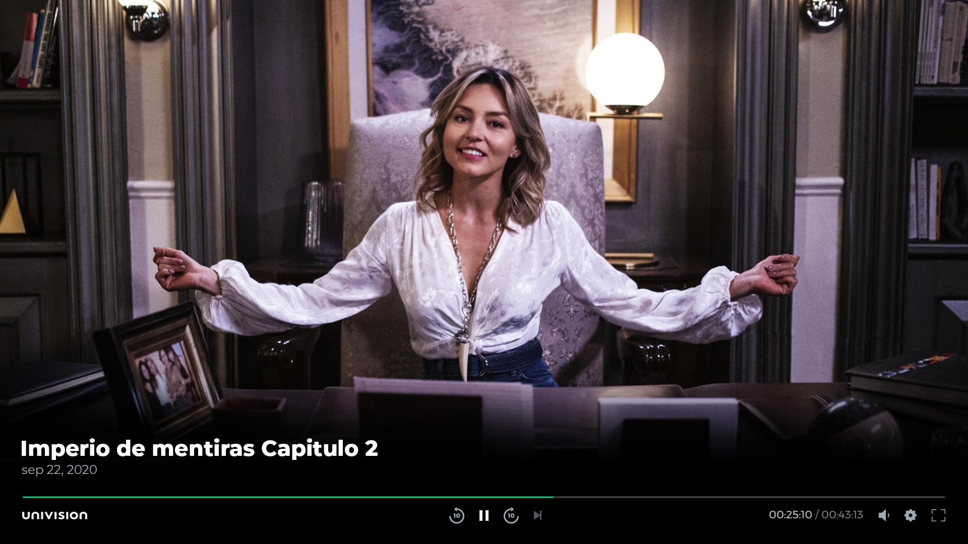 Univision Now screenshot 14