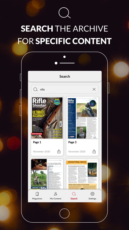 Rifle Shooter Magazine screenshot-3