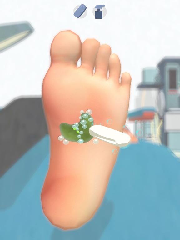 Foot Clinic - ASMR Feet Care screenshot 12