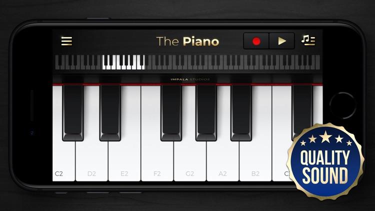 Piano Pro ٞ screenshot-0