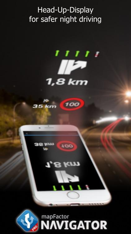 MapFactor Navigator Pro screenshot-7