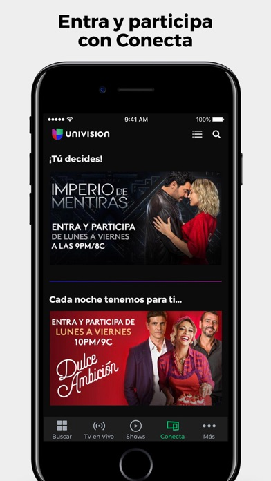 download Univision App for PC