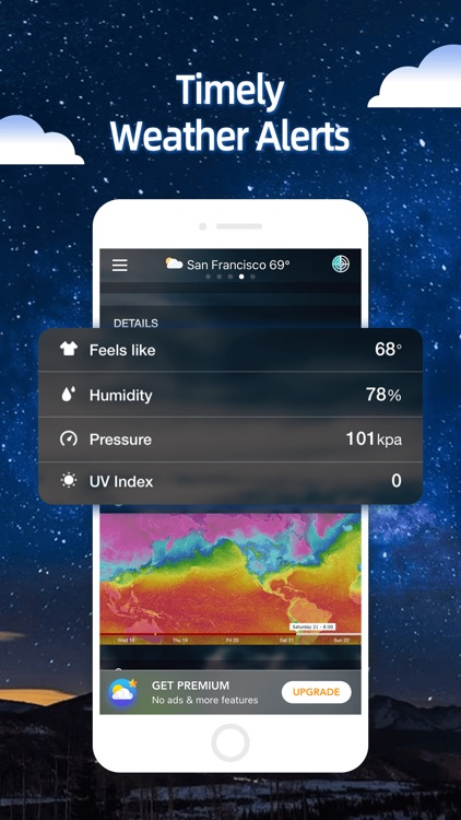 Weather-Daily Weather Forecast screenshot-3