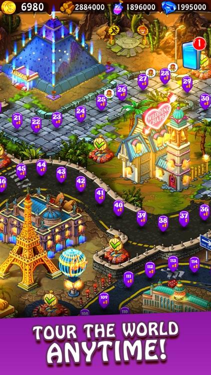 Magica! Match 3 Puzzles games screenshot-3
