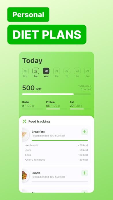 糖質カウンター ・糖質制限アプリのおすすめ画像4