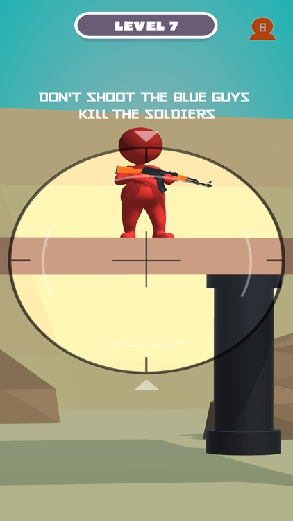 Stickman Sniper - Cover Fire