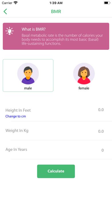 Diet N Fit screenshot 3