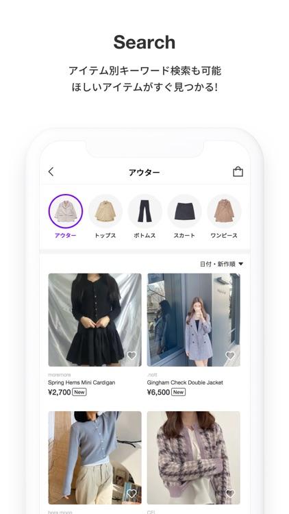 NAUNAU-ナウナウ-ファッション通販 screenshot-4