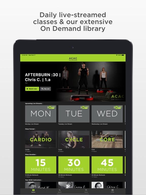ACAC On Demand screenshot 6