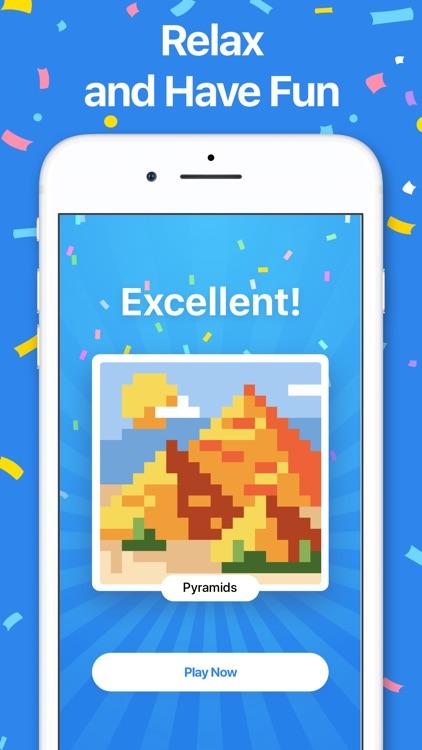 Blockugram - Block Puzzle Game screenshot-4
