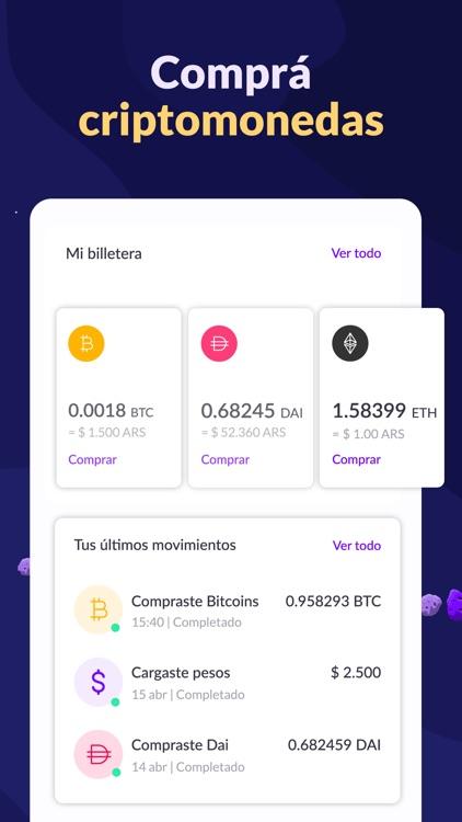 Ripio Bitcoin y Criptomonedas screenshot-3