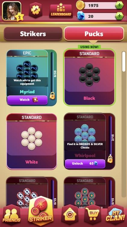 Carrom Friends : Board Game screenshot-7