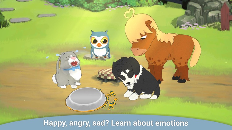 Peppy Pals Social Skills screenshot-0