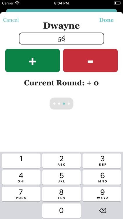 Score Keeper 2020 screenshot-3