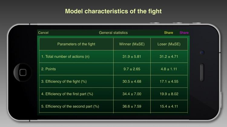 Martial Arts Video Analysis screenshot-3