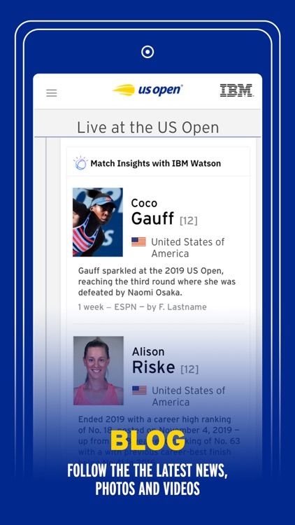 US Open Tennis Championships screenshot-3
