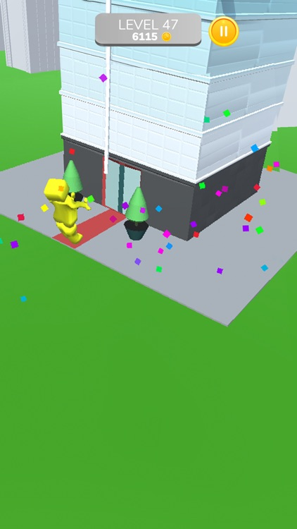 Highrise Jump 3d screenshot-4