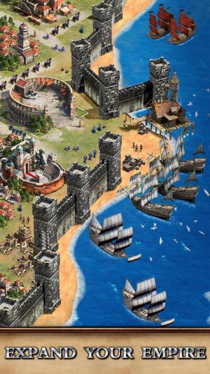 Rise of Empires: Fire and War screenshot-4