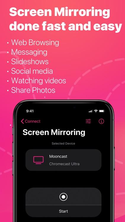 Replica: Screen Mirror Cast TV screenshot-0