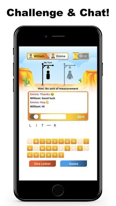Online Hangman Word Game free Points hack
