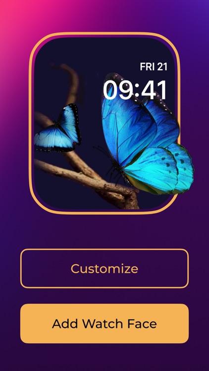 Watch Faces Dynamic & Live screenshot-3