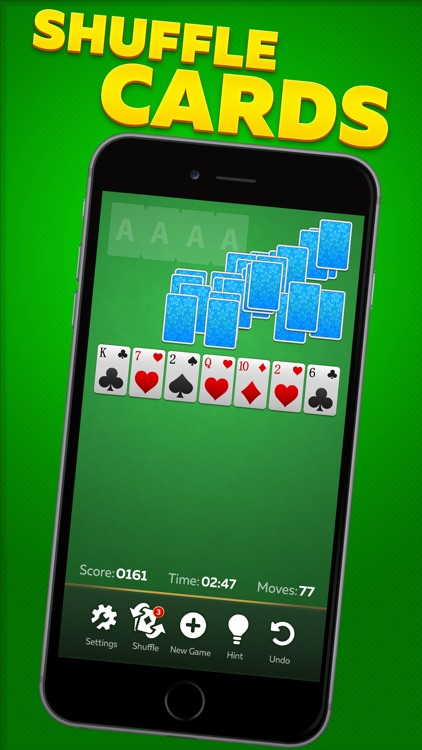 Solitaire Play - Card Klondike screenshot-1