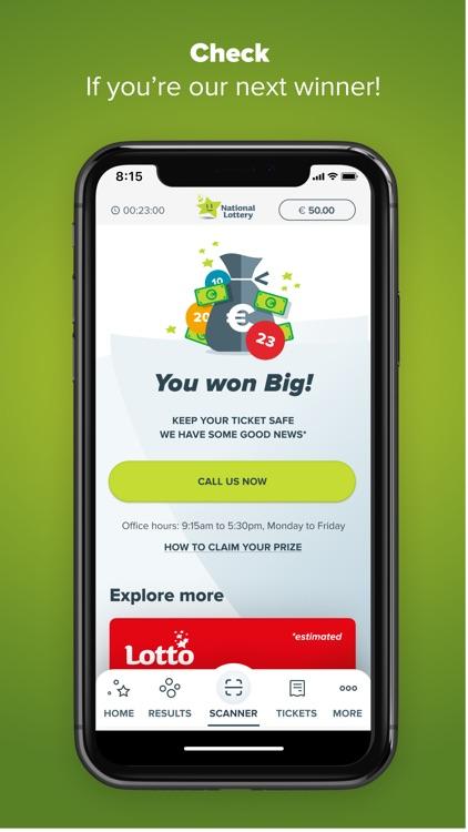 National Lottery - Lottery.ie screenshot-8