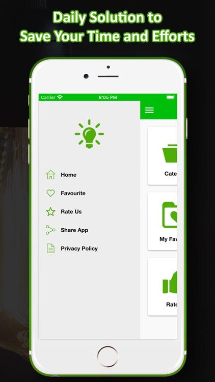 Life Hacks screenshot-4