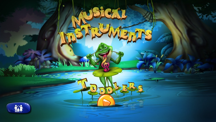 Musical Instruments & Toddlers