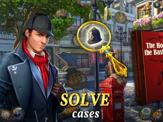 Sherlock: Hidden Match 3 Cases screenshot 8