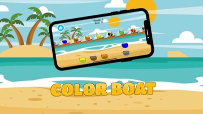 Color Boat screenshot 1