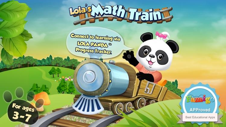 Lola's Math Train: Numbers
