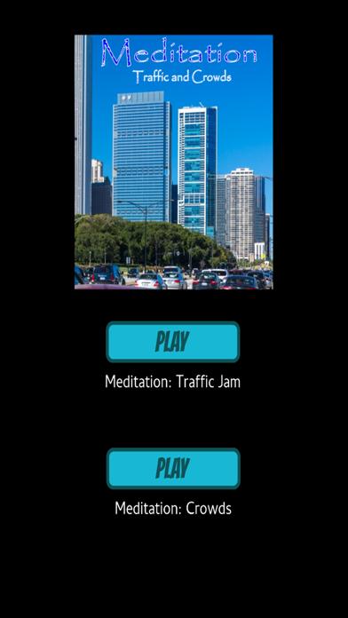 Meditation:Traffic Jams+Crowds screenshot 2