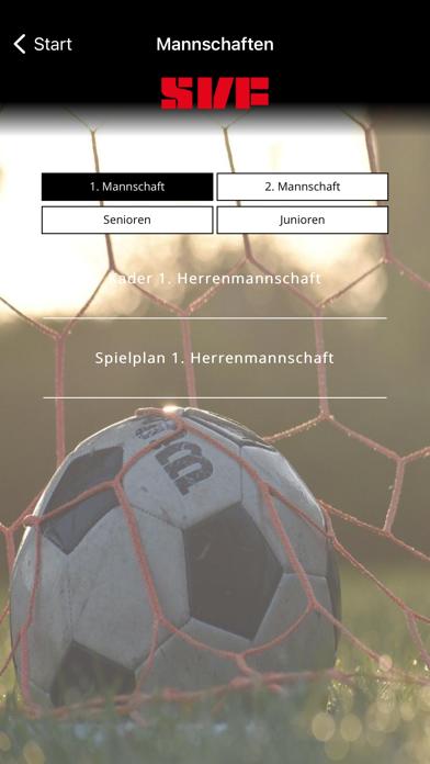 SV Fellbach FußballScreenshot von 5