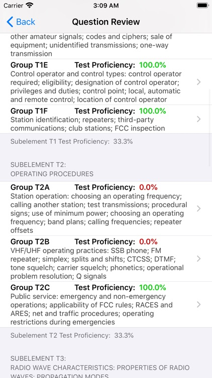 HAM Test Prep:  Technician screenshot-4