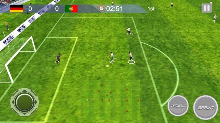 Nurex Soccer: Football screenshot-4