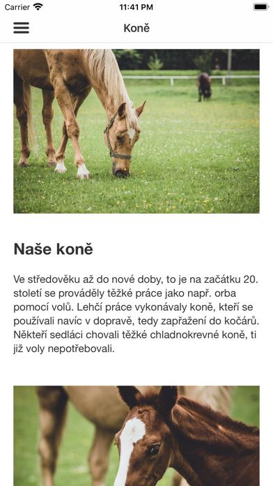 Farma Kublák Fryčovice screenshot 5