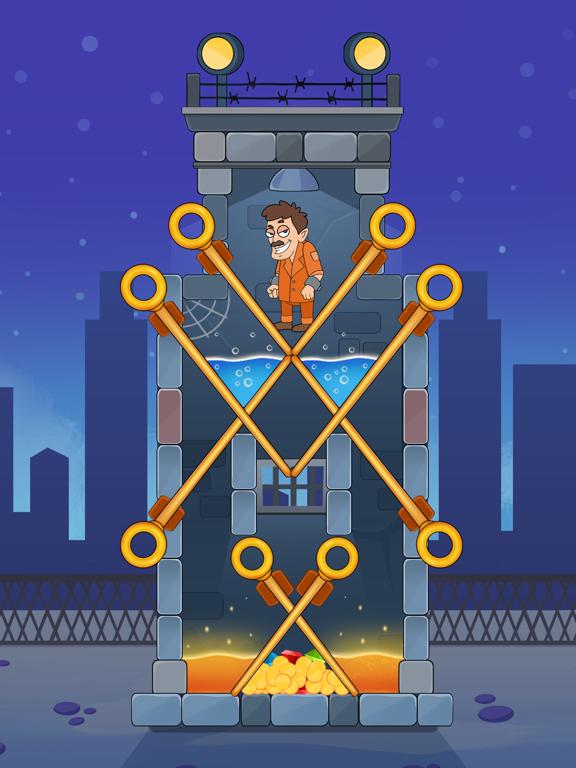Prison Escape Pull The Pin screenshot 9
