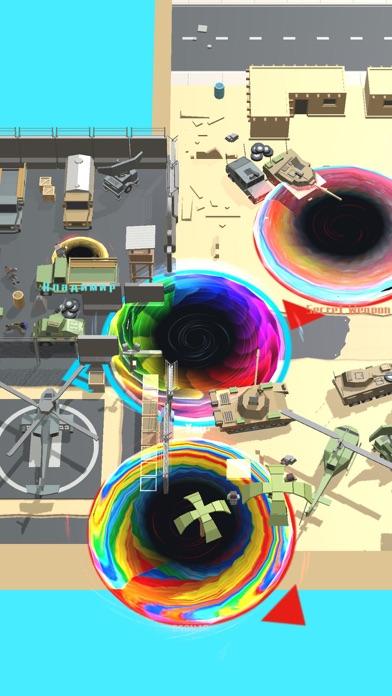 Color Hole - 3d hole gamesのおすすめ画像2